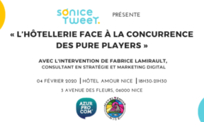 #SoNiceTweet :  L'hôtellerie face à la concurrence des pure players