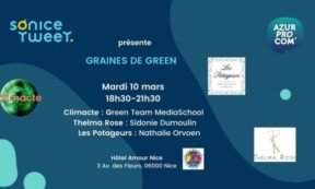 #SoNiceTweet :  Graines de Green