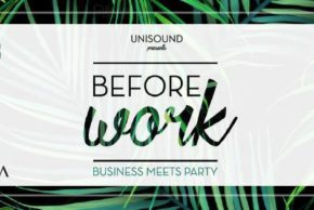 Beforework - Business Meets Party - Beach Club 09.06